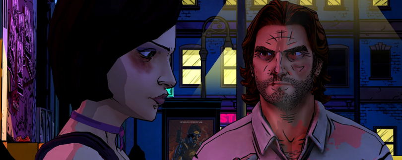 Video Game Review The Wolf Among Us